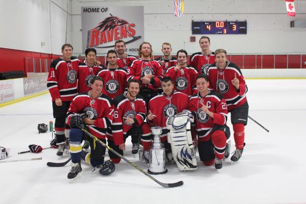 Coast Hockey League, Richmond Coast Hockey League, Women ...
